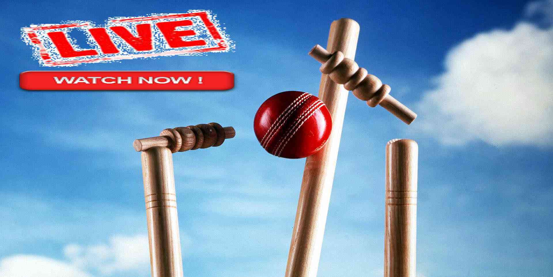 Watch Cricket Online slider