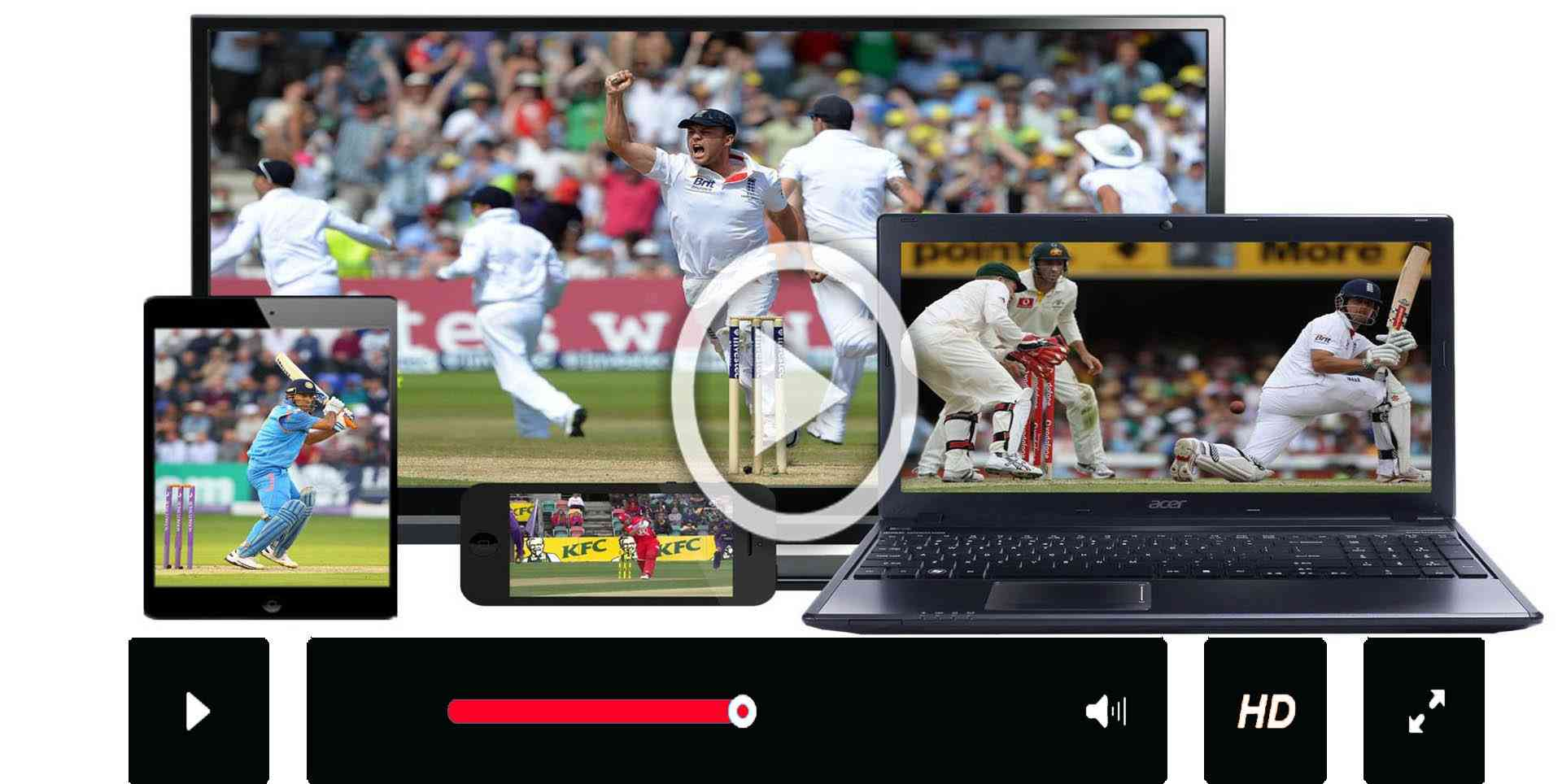 2017 ICC Champions Trophy streaming live